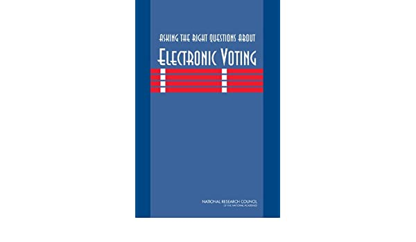 The Psychology of Electronic Voting