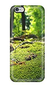 Anti-scratch And Shatterproof Moss Earth Nature Other Phone Case For Iphone 6 Plus/ High Quality Tpu Case by runtopwell