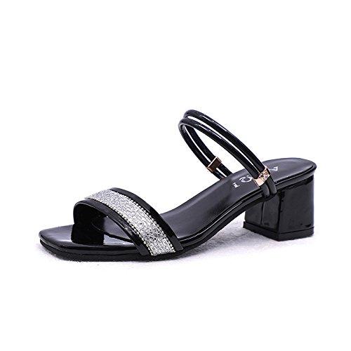 nine de vistiendo dos Thirty de mujer Donyyyy zapato sandalias 4zWxg8