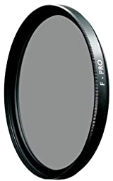 B+W Neutral Density Filter 55mm Neutral Density 0.9-8X Camera Lens Filter, Gray (66-1066141)