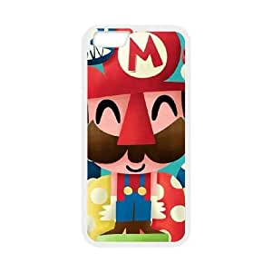 Super Mario Bros iPhone 6 4.7 Inch Cell Phone Case White 8You059647