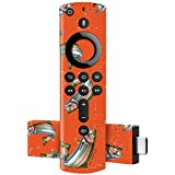 MightySkins Skin for Amazon Fire TV Stick 4K - Trout Collage | Protective, Durable, and Unique Vinyl Decal wrap Cover | Easy to Apply, Remove, and Change Styles | Made in The USA