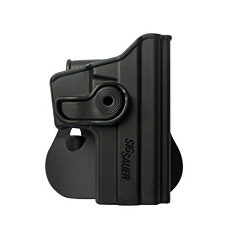 IMI Defense Z1070 Tactical Retention Concealed Carry Paddle Roto Holster For Sig Sauer 226 (9mm/.40/357), P226 Tactical Operations (Tacops), P226 Legion , P226 With / without rail