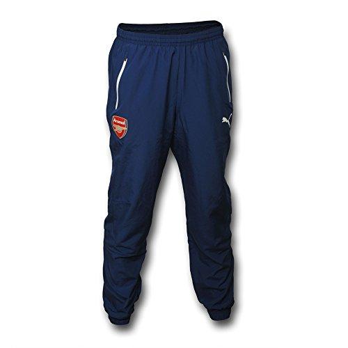 2014-2015 Arsenal Puma Leisure Pants (Navy)