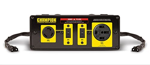 Champion 50-Amp RV Ready Parallel Kit for Linking Two 2800-Watt or Higher Inverter Generators by Champion Power Equipment