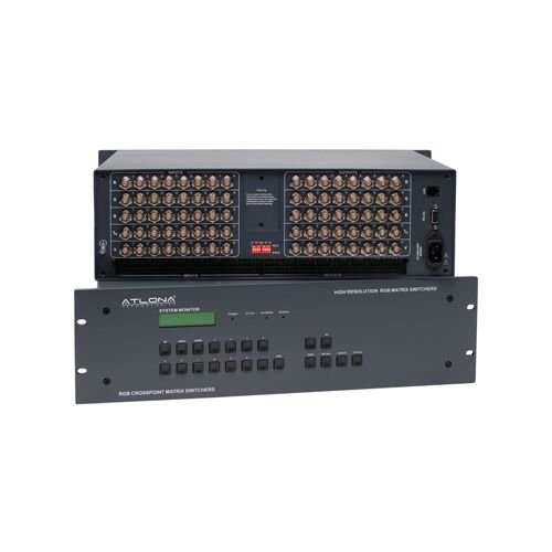 Rgbhv Matrix Switch - Atlona 8x8 Professional RGBHV Matrix Switch AT-RGB0808