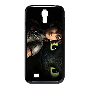 2014 New Design!How to Train Your Dragon 2 Background Case Cover for SamSung Galaxy S4 I9500- Personalized Hard Cell Phone Back Protective Case Shell-Perfect as gift