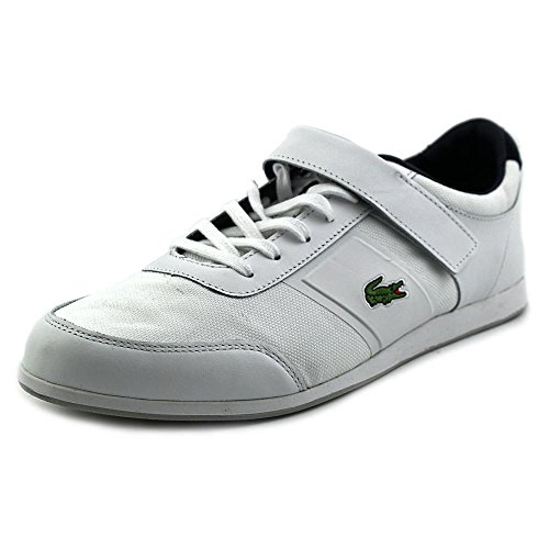 Lacoste Mens Embrun 116 1 Sneaker White Textile / Leather / Synthetic