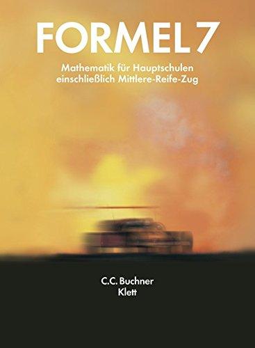Formel / Mathematik für Hauptschulen: Formel / Formel 7 – alt: Mathematik für Hauptschulen