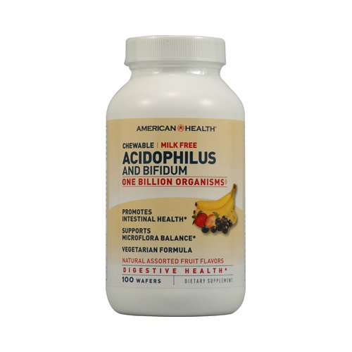 Cheap American Health Acidophilus Chew Fruit
