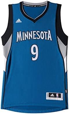 adidas Camiseta sin Mangas Minnesota Rubio Azul/Azul Marino ...