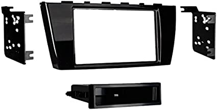 Metra Electronics Corp Metra 99-3016G Single Din Dash Kit for Chevy Colorado GMC Canyon 2015 Black