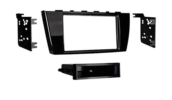 Metra 99-8246HG High Gloss Single DIN Dash Install Kit For 2014-Up Toyota Tundra