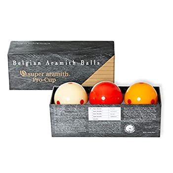Image of Aramith Super Pro-Cup Carom Ball Set 61.5 mm Billiard Balls