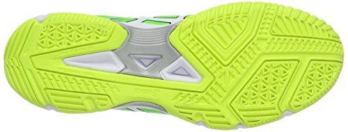 Uomo Asics beyond white Gecko Verde safety green Scarpe 5 Pallavolo Da Yellow Gel rqYnRqHwSZ