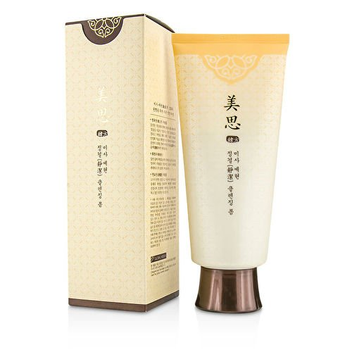 MISSHA-Misa-Yehyun-Cleanliness-Cleansing-Foam