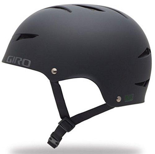 Giro Flak Multi-Sport Helmet (Matte Black, Small)