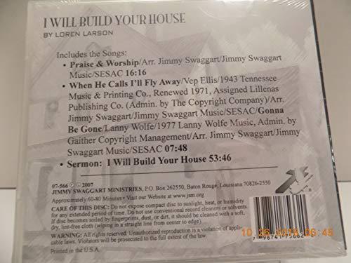 Loren Larson - I Will Build Your House - Amazon com Music