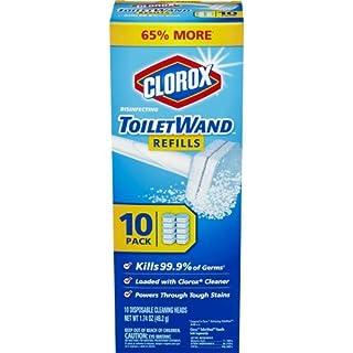 Toilet Wand Refill 10pk