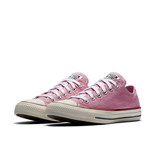 (Converse Unisex Chuck Taylor All Star Stonewashed Low Top Light Orchid 159542F (6 Mens/8 Womens))