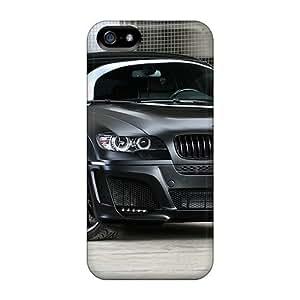 New Bmw X6 Tpu Case Cover, Anti-scratch GAwilliam Phone Case For Iphone 5/5s