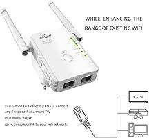 Amazon.com: WiFi Extender,Dootoper Easy Set Up WiFi Range ...