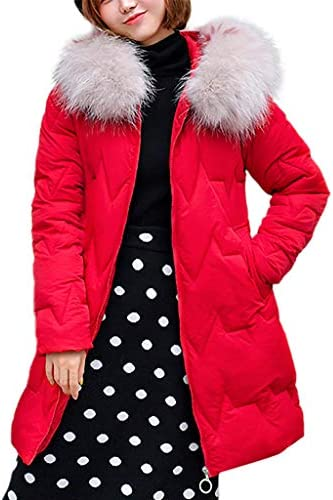 Neu Militär Grün Damen Mode Winter Mantel Jacke Kunstfell S-L Parkas Mantel 2019