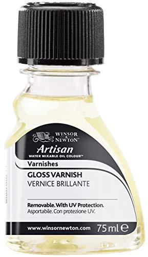 Winsor & Newton 75ml Artisan Water Mixable Gloss Varnish Medium