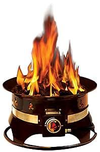 Outland Firebowl 870 Premium Outdoor Portable Propane Gas ... on Outland Firebowl Propane Fire Pit id=56645