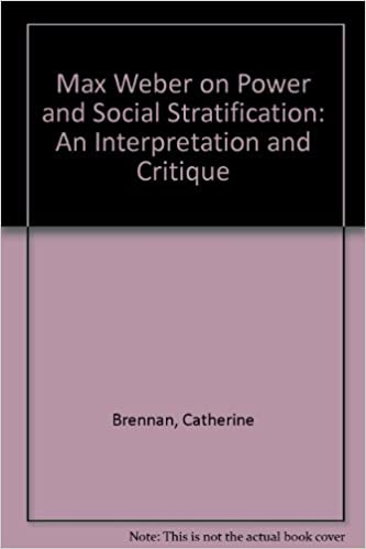 webers theory of social stratification