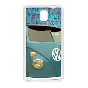 Custom Volkswagen VW Retro Classic Case Cover for SamSung Galaxy Note3 Cyan