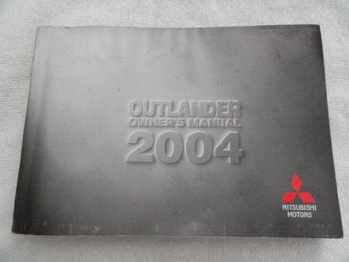 mitsubishi outlander manual - 4
