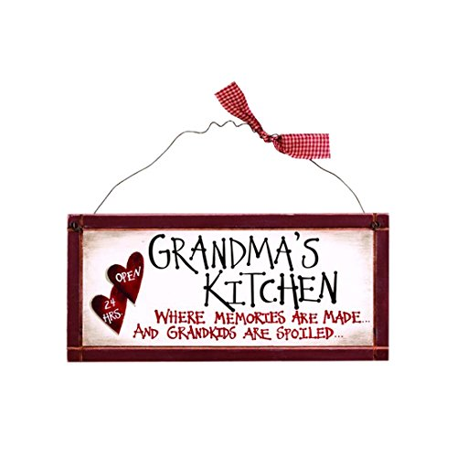 Ohio Wholesale Spoiled Grandkids Sign Wall Art, from our Grandma-pa Collection