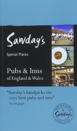 Shop online Pubs & Inns England and Wales: Alastair Sawday' Special Places Eat Drink
