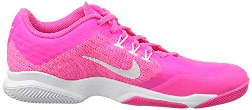 Nike Wmns Air Zoom Ultra, Zapatillas de Tenis para Mujer Rosa (Rosa (pink blast/white))