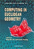 img - for Computing in Euclidean Geometry (Seri Pemikiran Bung Karno) book / textbook / text book