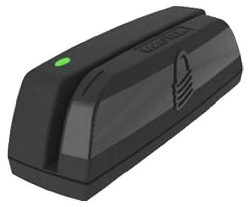 MagTek DYNAMAG 3-TRK USB Black KBE MAGENSA.NET in Security 3.0!!! (139883C)