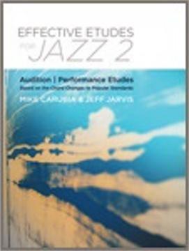 Kendor Music Effective Etudes for Jazz - Volume 2-Trumpet