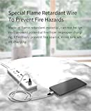 Wsken Micro USB Magnetic LED Display Data Sync Fast Charge 4ft Cable for Android