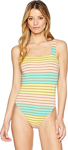 77bc767a738 Swimwear, Surfwear & Wetsuits Trina Turk Womens Royal Botanical V Plunge  Mio One Piece Swimsuit TT8BT09 ...