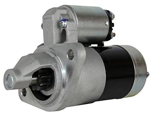 NEW STARTER FITS YANMAR ENGINE 2GMF 30GM 3GM30 3GMD 3GMF GMF 12817077010 S114303A (Starter Yanmar)