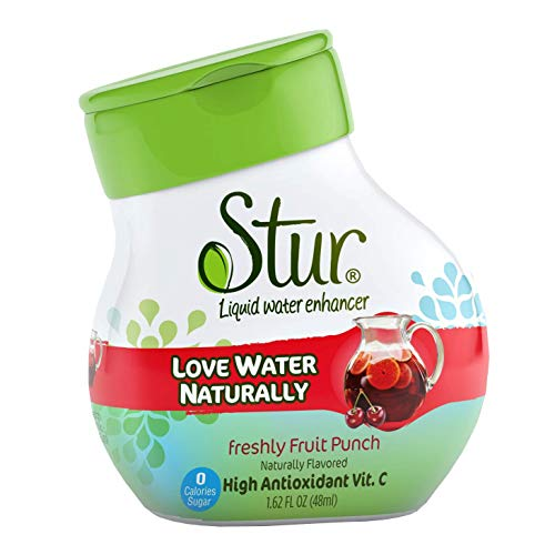 Stur Fruit Punch Water Flavor 1.62 ounce (Single)