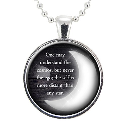 Amazon gilbert k chesterton quote jewelry necklaces with gilbert k chesterton quote jewelry necklaces with meaning pendants with sayings aloadofball Images