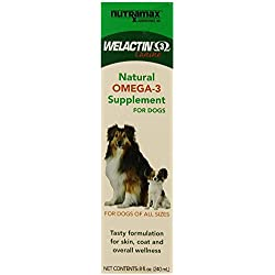 Vitamins & Supplements Nutramax Welactin for Dogs, 240 ml, New