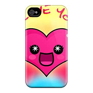 DeannaTodd Cases Covers Protector Specially Made For Iphone 6 I Love You