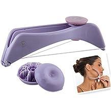 Hair Remover HUBEE Spring Convenient Facial Body Threading Epilator Defeatherer...