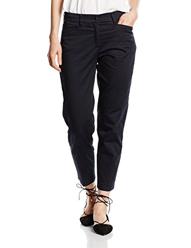 Brax Mara Sun, Pantalones para Mujer Azul (PERMA BLUE 21)