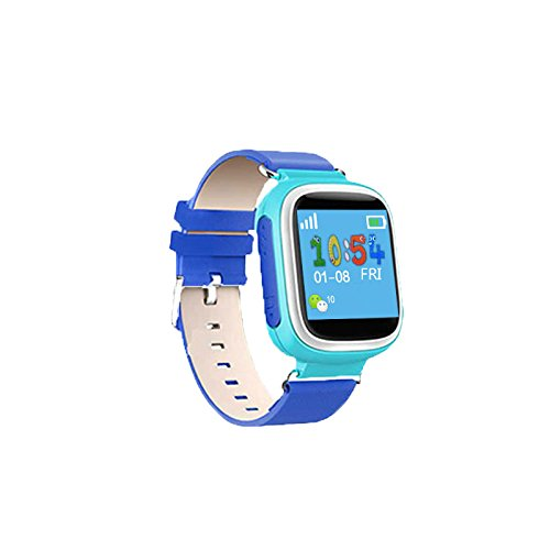 GPS Kids Tracker Smart Watch LY ANT Waterproof Smartwatch Phone with Anti-Lost Alarm Remote