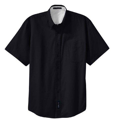 Port Authority Men's Short Sleeve Easy Care Shirt
