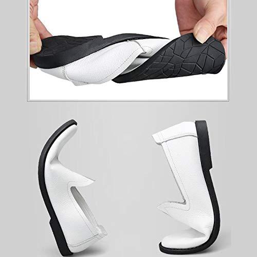 Basse Mocassini Da Scarpe E Scarpe Guida FHTD ONS Formale Sneakers Business Slip Retr Casual Uomo Da qXFWW1Pn